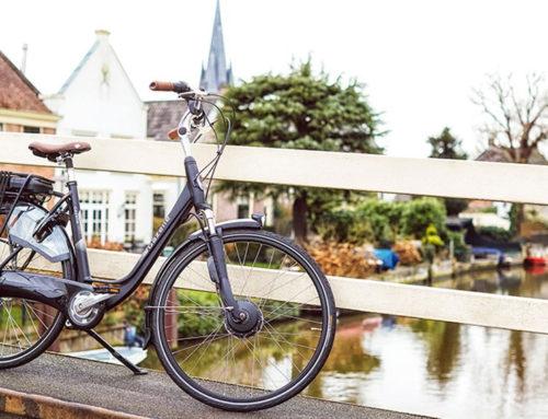 Om Gazelle Cykler