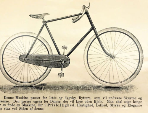 Om Remington Cykler